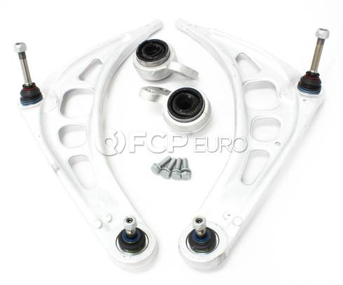 BMW 4-Piece Control Arm Kit (E46) - ZHP4PIECEKIT-L