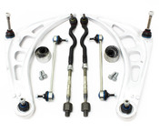 BMW 8-Piece Control Arm Kit (E85 E86 Z4M) - Z4M8PIECECAKIT