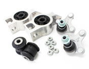 Audi VW Control Arm Bracket Kit (6-Piece) - Lemforder MK6BRK6