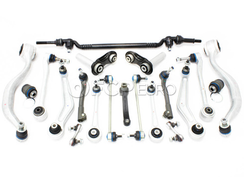 BMW 20-Piece Control Arm Kit (E39 540i M5) - 540E3920PIECELATMY