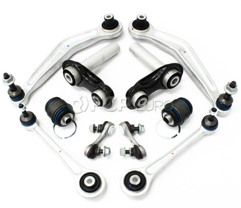 BMW 10-Piece Control Arm Kit (E39) - E39LATREARKITMY