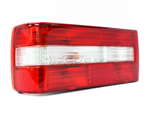 Volvo Tail Light Assembly Left Red/Clear (740 Sedans) - Pro Parts 3518171