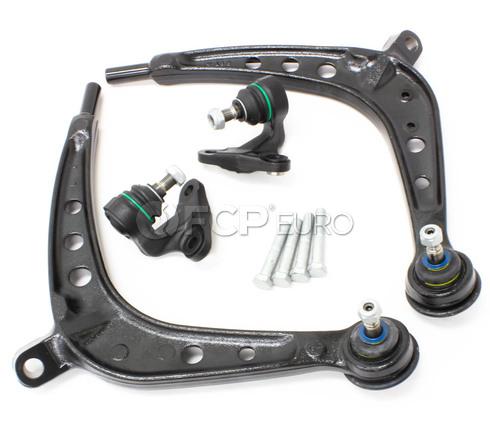 BMW 4-Piece Control Arm Kit (E46 325xi 330xi) - E46XI4PIECECAKIT-L