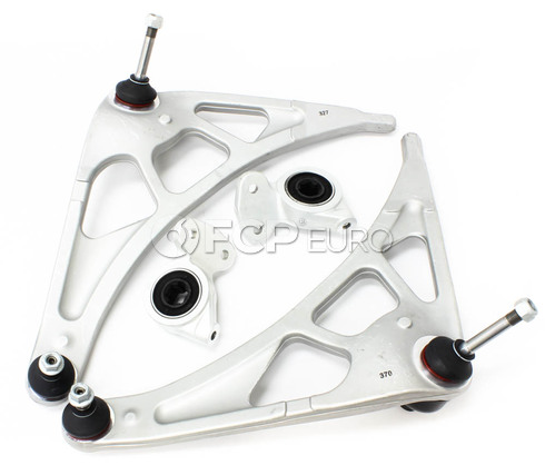 BMW 4-Piece Control Arm Kit (E46 M3) - Genuine BMW E46M3CATKIT