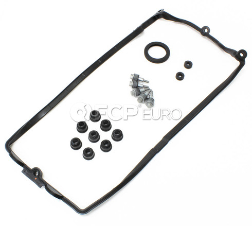 BMW Valve Cover Gasket Set Right - Genuine BMW 11127513194