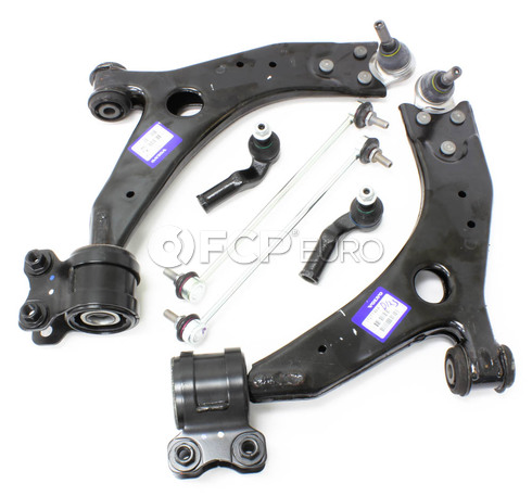 Volvo Control Arm Kit 6-Piece (C70 S40 V50) - Genuine Volvo P1CAKIT
