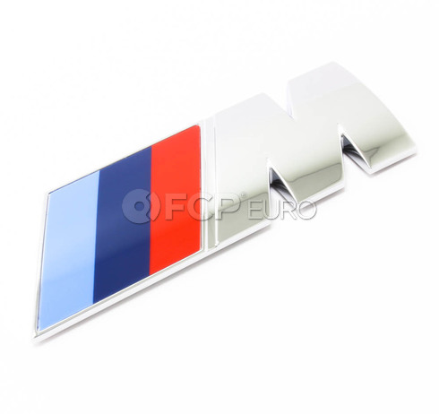 BMW Lettering (M) - Genuine BMW 51147250849