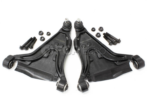 Volvo Control Arm Kit 2 Piece (850 S70 V70) - Febi KIT-P80CAKT4P2