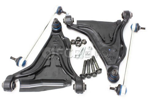 Volvo Control Arm Kit 4 Piece (850 S70 V70) - Meyle HD KIT-P80CAKT3P4