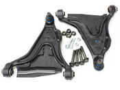 Volvo Control Arm Kit 2 Piece - Meyle HD KIT-P80CAKT3P2