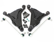 Volvo Control Arm Kit 4 Piece - Lemforder KIT-P80CAKT2P4