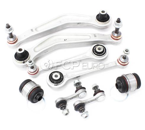 BMW 6-Piece Control Arm Kit (E39) - E39REARUPPERLATKITOE