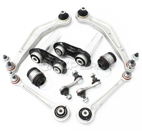 BMW 10-Piece Control Arm Kit (E39) - E39LATREARKITOE