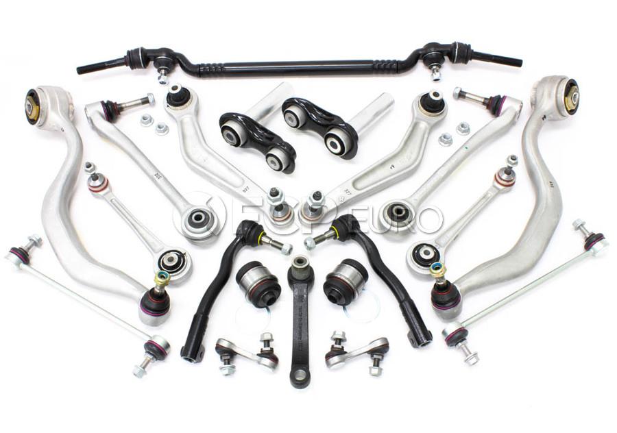 BMW 20-Piece Control Arm Kit (E39 540i M5