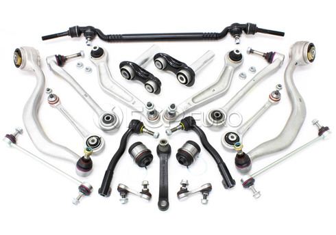 BMW 20-Piece Control Arm Kit (E39 540i M5) - 540E3920PIECELATL