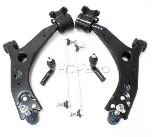 Volvo Control Arm Kit 6-Piece (C30 C70 S40 V50) - Meyle HD P1CAKIT2-MEY
