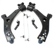 Volvo Control Arm Kit 6-Piece - Meyle HD P1CAKIT2-MEY