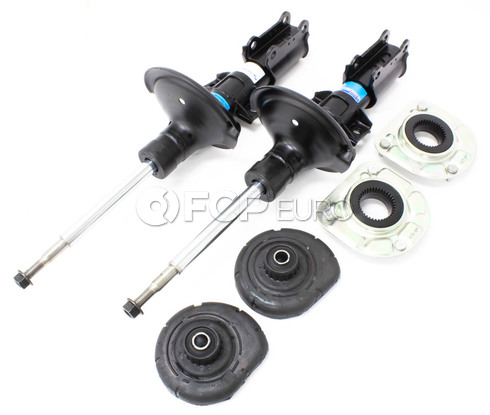 Volvo Strut Kit 6 Piece (S60 V70 S80) - Genuine Volvo KIT-P2SRTKTP6