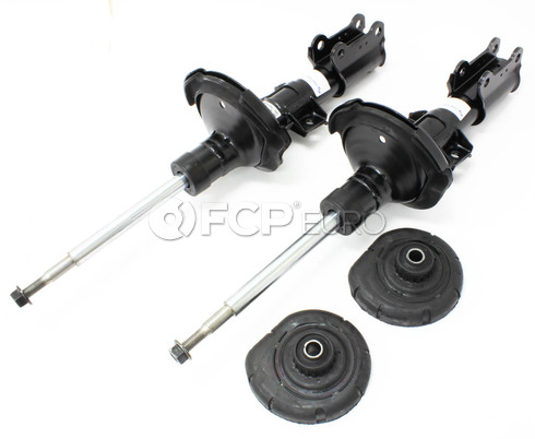 Volvo Strut Kit 4 Piece (S60 V70 S80) - Genuine Volvo KIT-P2SRTKTP4