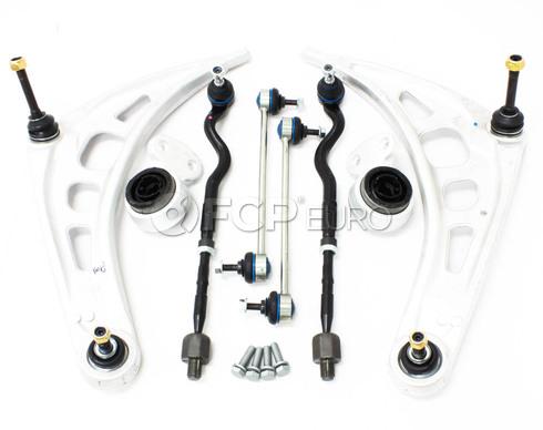 BMW 8-Piece Control Arm Kit (E46) - ZHP8PIECEKIT