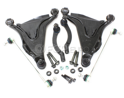 Volvo Control Arm Kit 6 Piece - Genuine Volvo KIT-P80CAKTP6