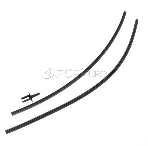 BMW Windshield Wiper Blade Refill - Genuine BMW 61610032741