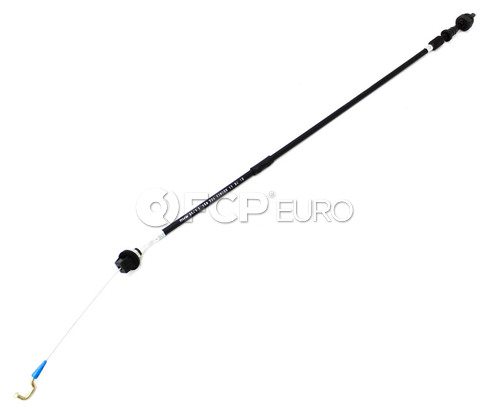 BMW Accelerator Bowden Cable (L=685) (318i 318is) - Genuine BMW 35411158724