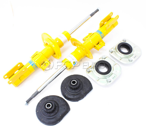 Volvo Strut Assembly Kit 6 Piece (850 S70 V70 C70) - Bilstein HD KIT-P80STRTKT5P6