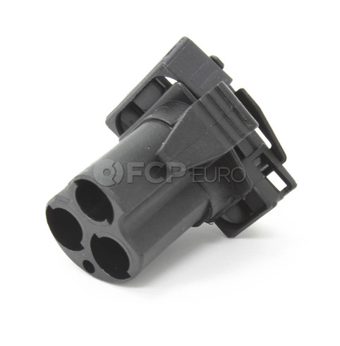BMW Plug Housing (3 Pol) - Genuine BMW 61131378410