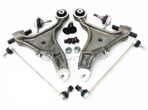 Volvo Control Arm Kit 6 Piece (S80) - Genuine Volvo KIT-P2S80CAKTP6