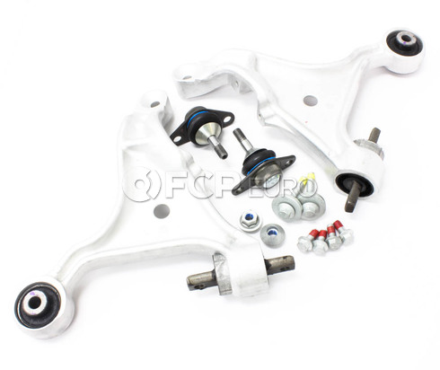 Volvo Control Arm Kit 4 Piece (S80) -Meyle KIT-P2S80CAKT3P4