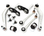 BMW 10-Piece Control Arm Kit (E39) - E39REARKITOE