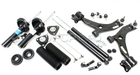Volvo Suspension Kit Front And Rear 28 Piece (C30 S40 V50) - OEM P1FullKTLATE2