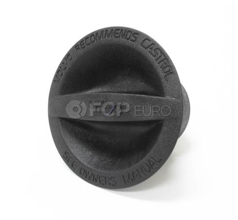 Volvo Engine Oil Filler Cap (S40 V50 S60 S80 XC90) - Genuine Volvo 30677494