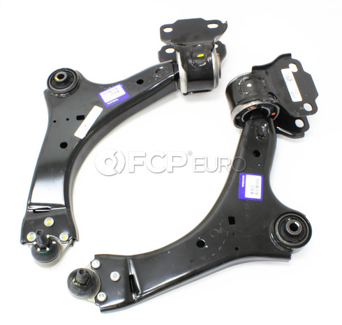 Volvo Control Arm Kit 2 Piece (S60 S80 V70) - Genuine Volvo KIT-P3CAKTP2