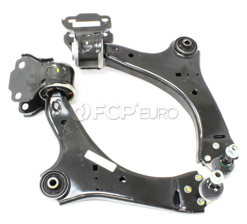 Volvo Control Arm Kit 2 Piece (S60 S80 V70) - Meyle KIT-P3CAKT3P2