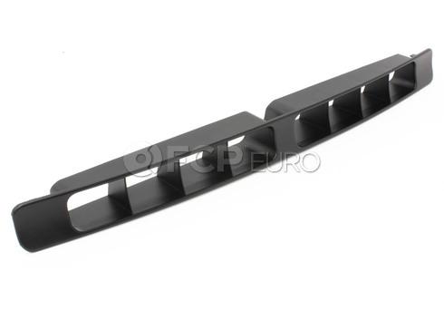 BMW Bumper Cover Grille (E30) - Genuine BMW 51711953609