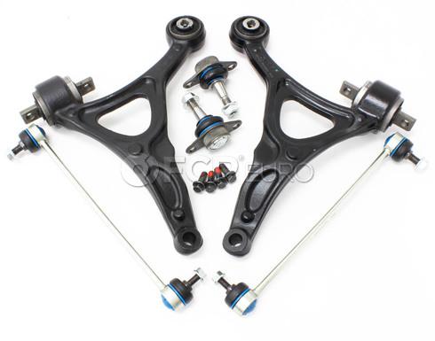 Volvo Control Arm Kit 6 Piece (XC90) - Meyle KIT-P2XC90CAKT3P6
