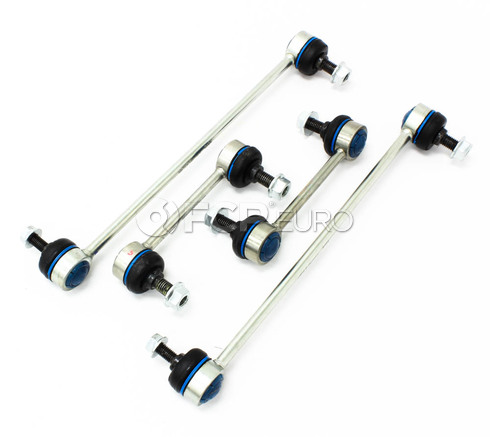 Volvo Sway Bar Link Kit - Meyle HD KIT-P2SBLKFR3P4