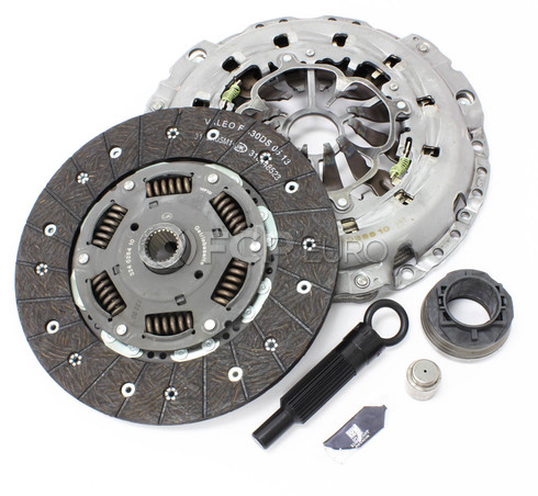 Audi Clutch Kit 240mm (A4 A4 Quattro) - Luk 06C198141