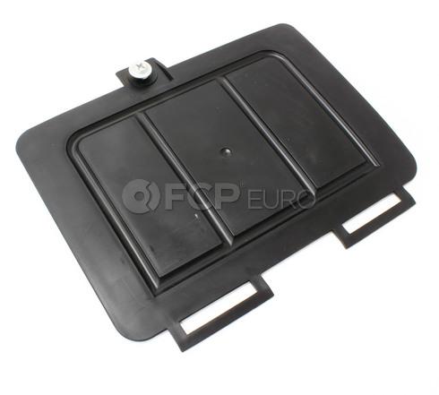BMW Oil Drain Plug Access Cover (E85 E86) - Genuine BMW 51617199687