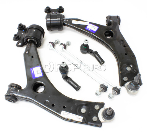 Volvo Control Arm Kit 6-Piece (C30 C70 S40 V50) - Genuine Volvo P1CAKIT2