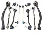 BMW 10-Piece Control Arm Kit (E83 X3) - X3CAKITFULL-MY