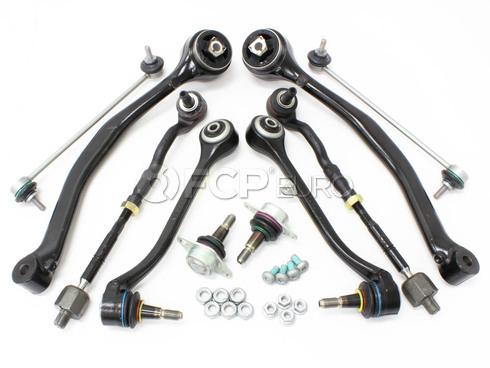 BMW 10-Piece Control Arm Kit (E83 X3) - X3CAKITFULL