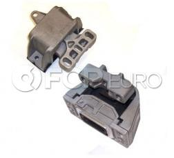 Audi VW Engine Mount Pair (TT Golf Jetta R32) - 034 Motorsports 0345095006TD