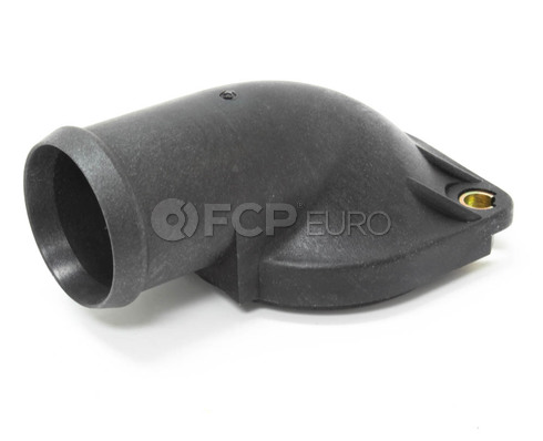 VW Audi Engine Coolant Thermostat Housing (S4 S6) - Genuine VW Audi 074121121B