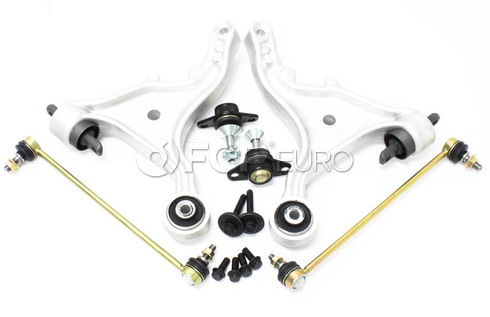 Volvo Control Arm Kit 6 Piece - Karlyn KIT-P2S80CAKT4P6