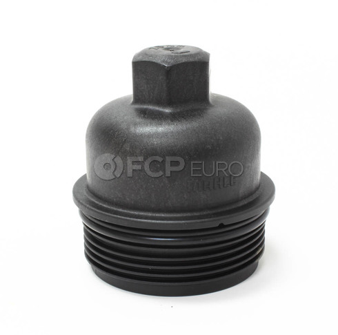 BMW Engine Oil Filter Cover - Genuine BMW 11428507685