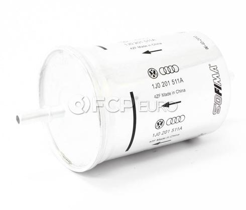 Audi VW Fuel Filter - Genuine VW Audi 1J0201511A