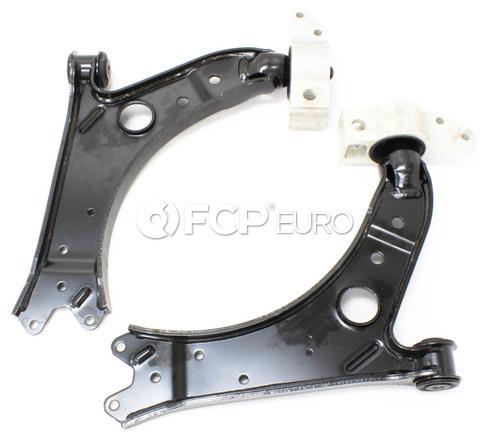 Audi VW Control Arm Kit 2-Piece - Genuine VW Audi MK6CA2OE